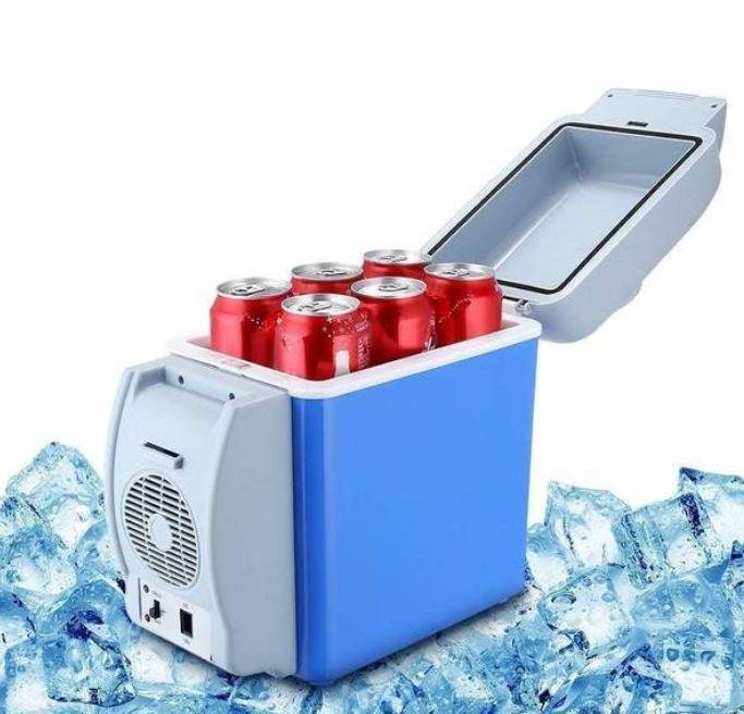 7.5L Portable Car Refrigerator & Cooler