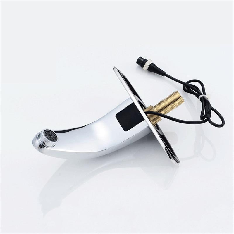 Hands Free Automatic Sensor Sink Basin Faucet