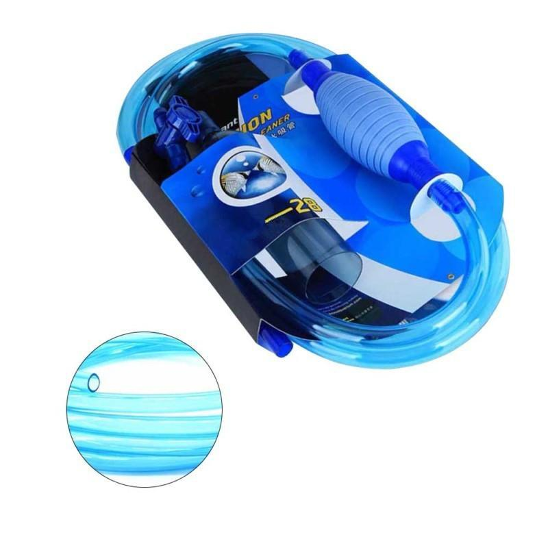 Automatic Fish Tank Vacuum Cleaner Tool