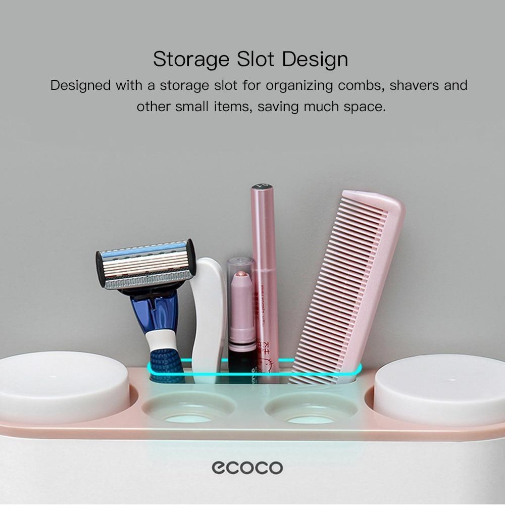 Toothbrush holder with automatic toothpaste dispenser