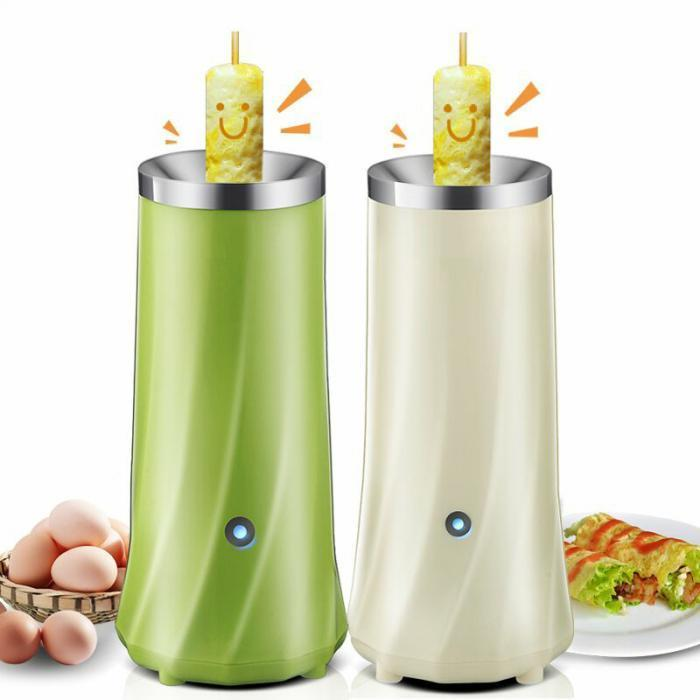 Hands-Free Automatic Egg-Roll