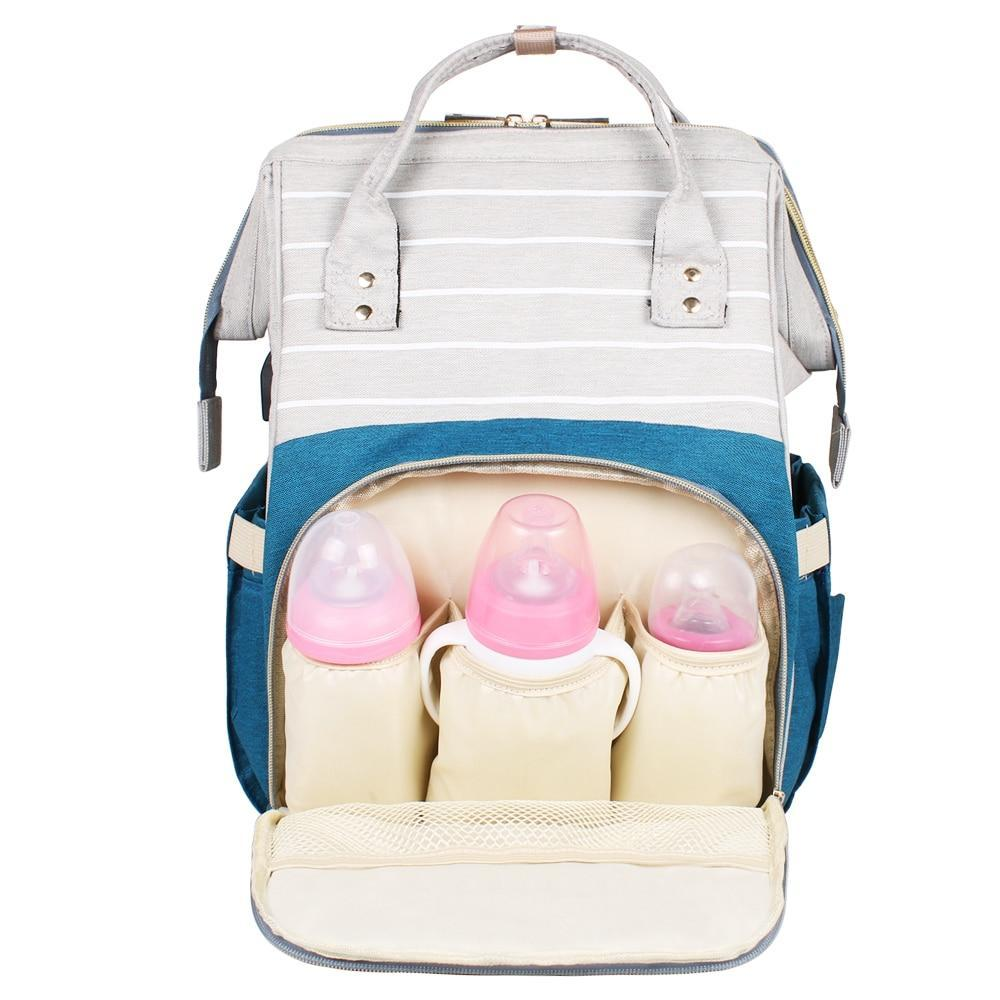 Fashion Baby Nappy Bag