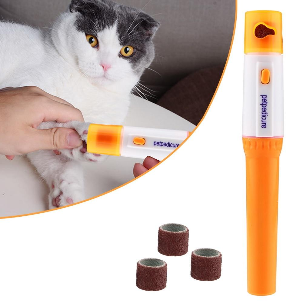 Electric Cat Claw Clippers