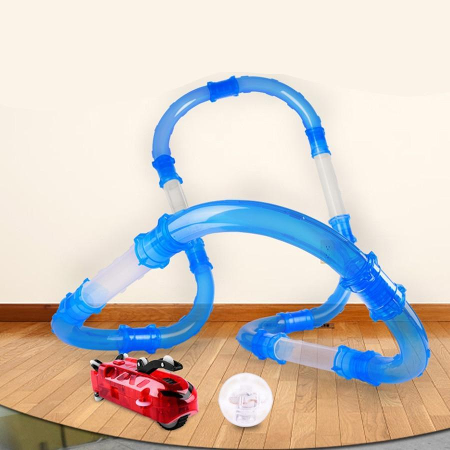 Remote Controlled Pipes Racing Track