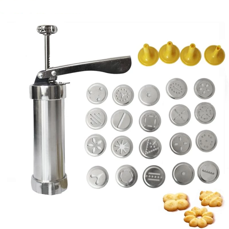 Cookie Star - Biscuiter Press Machine