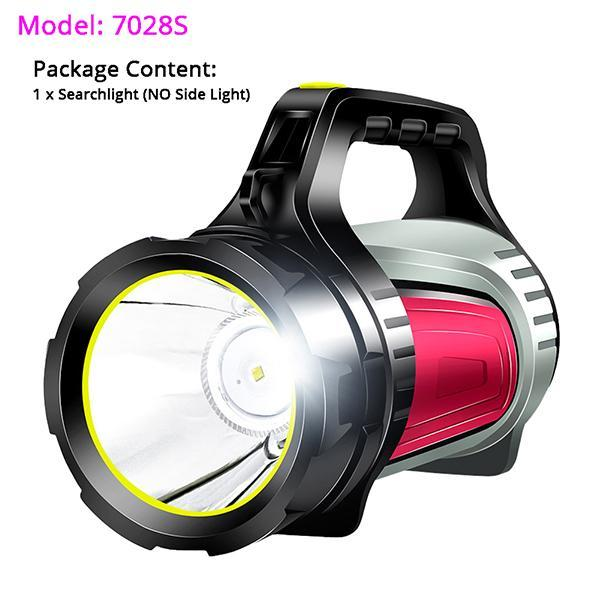 Handheld LED Searchlight