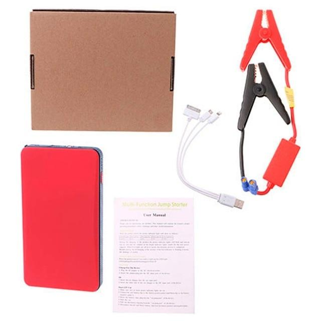 Multi-Functional Car Jump Starter And Booster