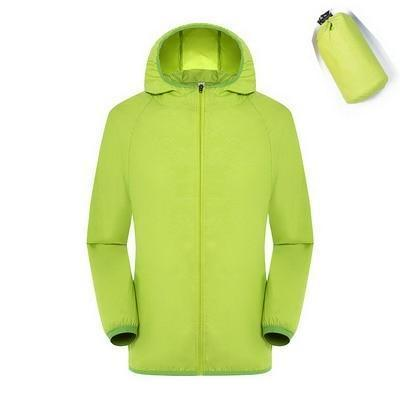 Quick Dry Waterproof  Hiking Jacket