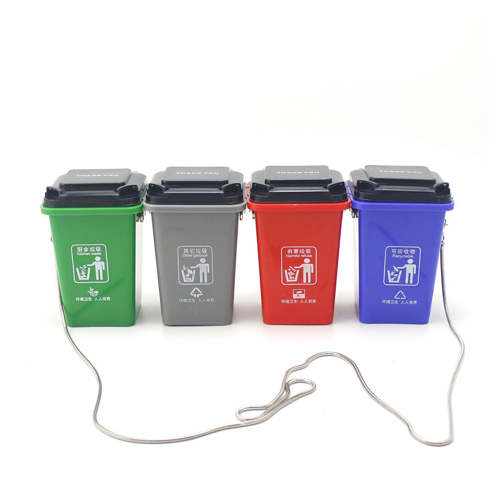 Garbage classification package _ sound the same paragraph garbage classification package classification bag garbage bin bag - Alibaba