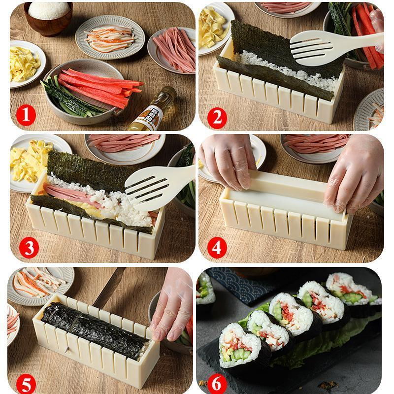 Christmas Gift🎅DIY Sushi Maker