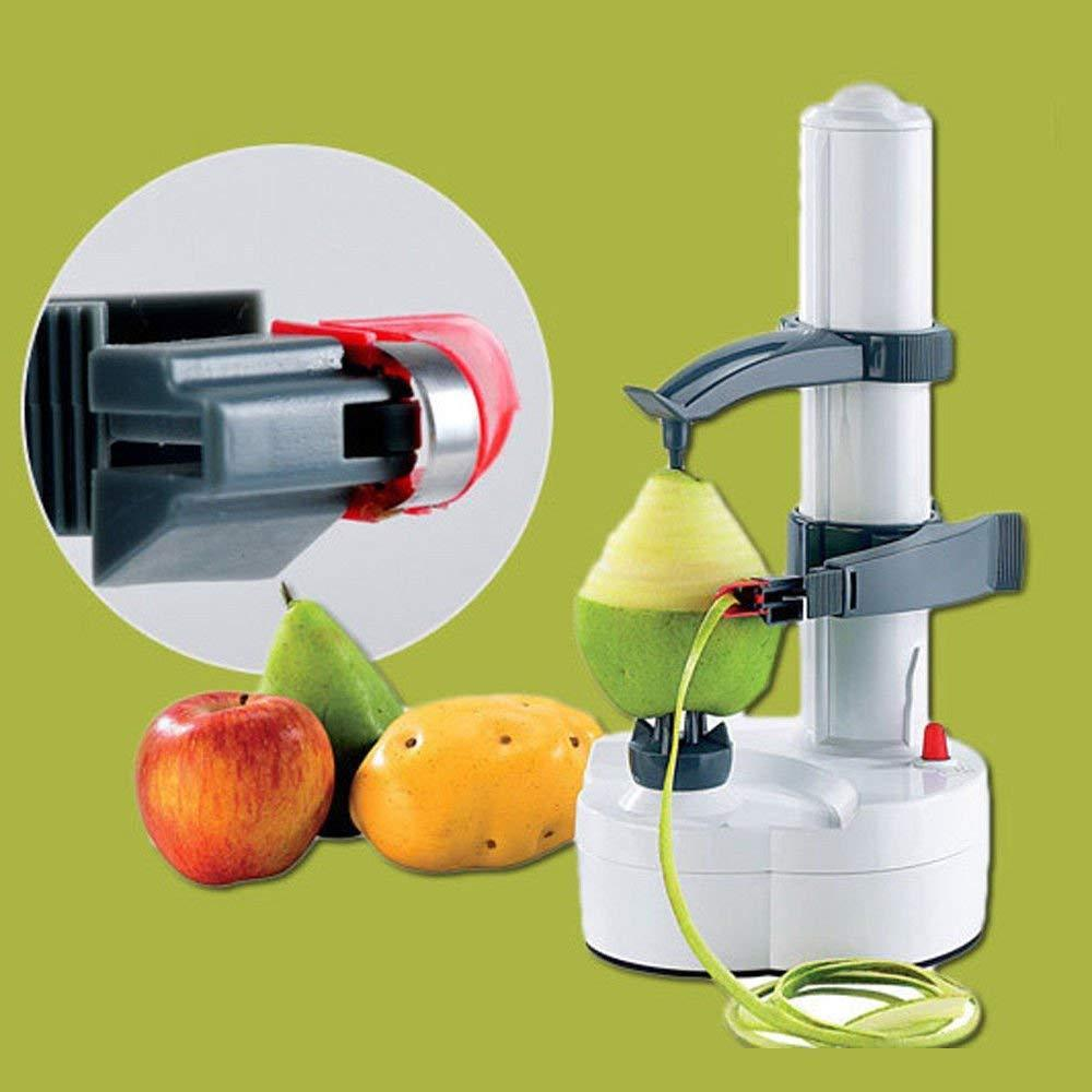 Christmas SALE 50% OFF--Stainless Steel Electric Fruit Peeler