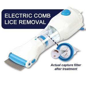 Electric Comb Lice Removal
