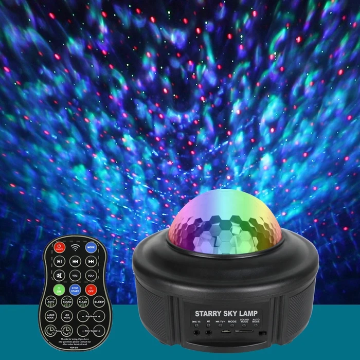 KTV BLUETOOTH STARLIGHT WATERMARK LIGHT