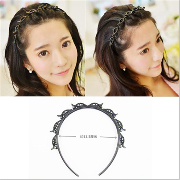 Fashion Braided Headband