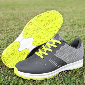 New 2020 Dry breathable shock absorption Golf Shoes