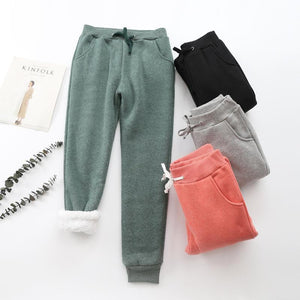 Sherpa Fleece Sweatpant