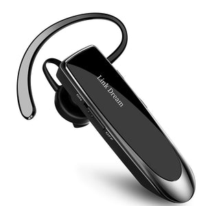 Stereo wireless single ear car business headset
