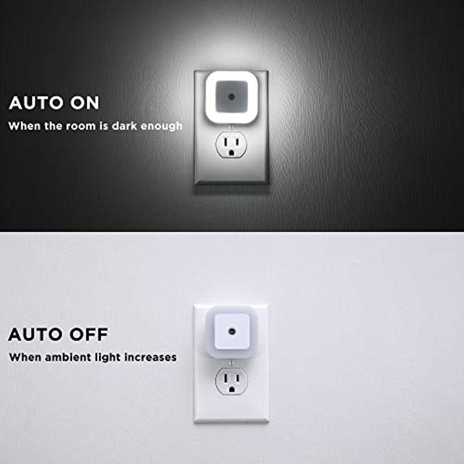LED Night Light-BUY 2 FREE SHIPPING