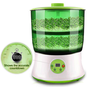 Automatic Bean Sprout Grower