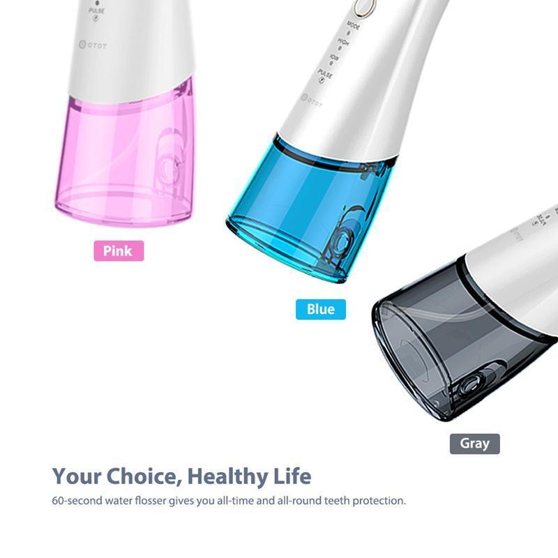 High End Portable Oral Irrigator