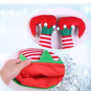 Upside Down Christmas Hat