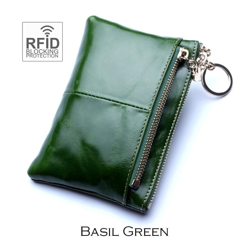 RFID Leather Wallet