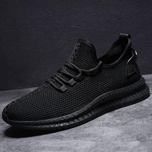 2019 Hot Sneakers Flat Breathable Mesh Sport Shoes