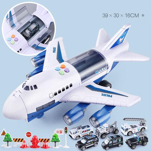 Children'S Toy Aircraft Large Size Passenger Plane