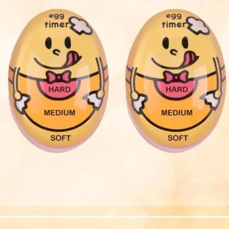 Egg Cooking Indicator