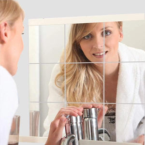 Self-Adhesive Mirror Stickers