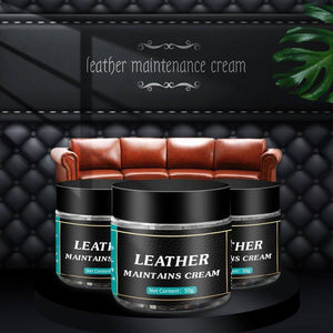Leather Maintenance Cream