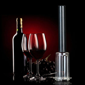 Wine Opener 4 Piece Gift Set