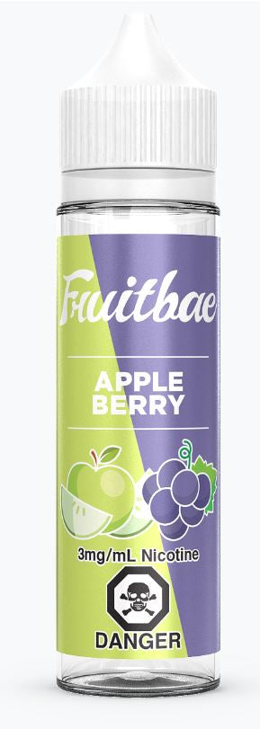 Fruitbae E-Liquid - [product type] - [SmokersEmpoium.ca]