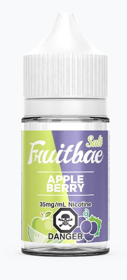 Fruitbae Salt E-Liquid - [product type] - [SmokersEmpoium.ca]