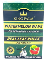 Load image into Gallery viewer, King Palm Natural Pre Wraps - [product type] - [SmokersEmpoium.ca]