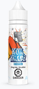 Koil Killaz Polar Edition E-Liquid - Smoker's Emporium
