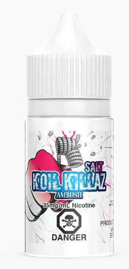 Koil Killaz Polar Edition Salt - [product type] - [SmokersEmpoium.ca]