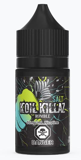 Koil Killaz Salt E-Liquid - [product type] - [SmokersEmpoium.ca]
