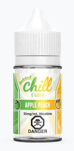 Chill E-Liquid Twisted Salt - [product type] - [SmokersEmpoium.ca]