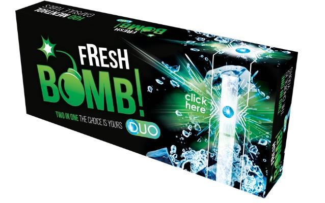 Fresh Bomb Menthol - [product type] - [SmokersEmpoium.ca]