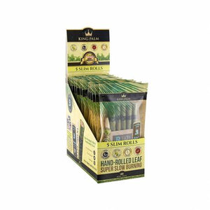 King Palm Natural Pre Wraps - [product type] - [SmokersEmpoium.ca]