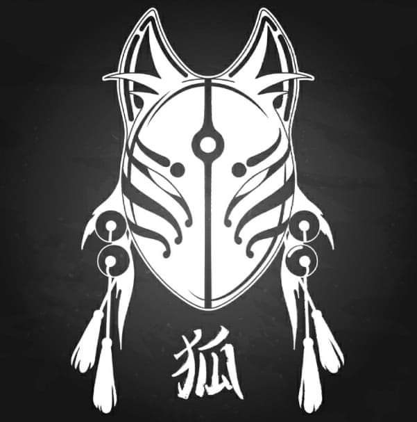 anime wolf mask - american wolves