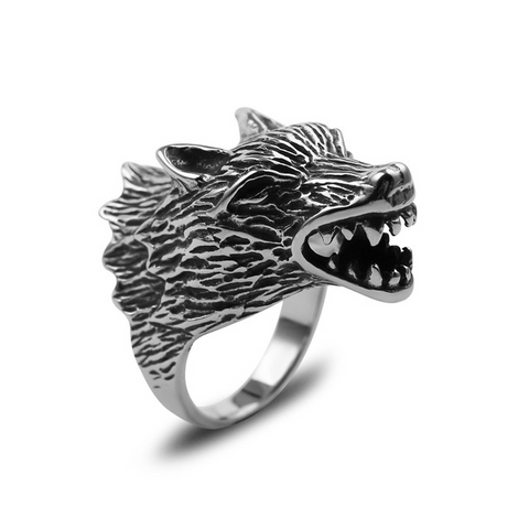 Big Bad Wolf Ring - American Wolves