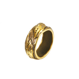 Gold Elite Wolf Ring - American Wolves