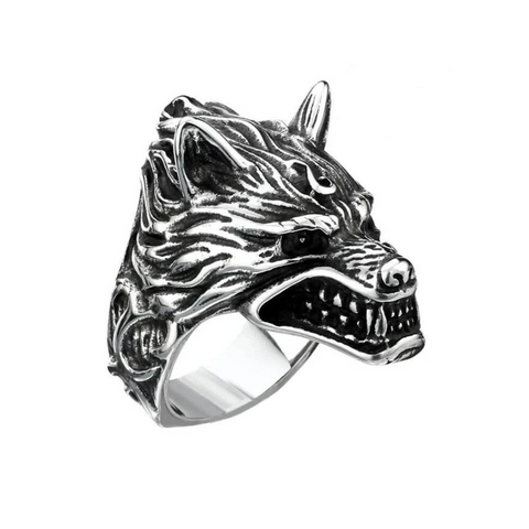 Ōkami Wolf Ring - American Wolves