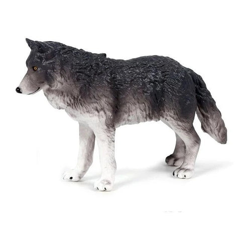 Raise The Wolf Figurine - American Wolves