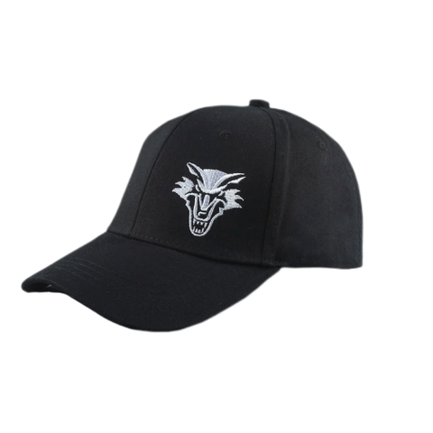 The Clan Black Baseball Wolf Hat - American Wolves
