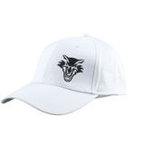 The Clan White Baseball Wolf Hat - American Wolves