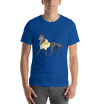 Sheep Costume Wolf T-Shirt - American Wolves