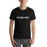 Big Bad Wolf T-Shirt - American Wolves
